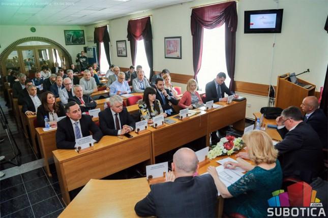 Održana sednica Parlamenta privrednika