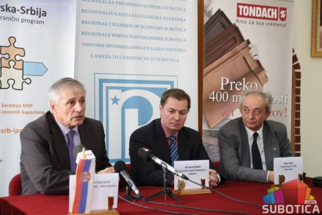 Delegacija Mađarske posetila Regionalnu privrednu komoru