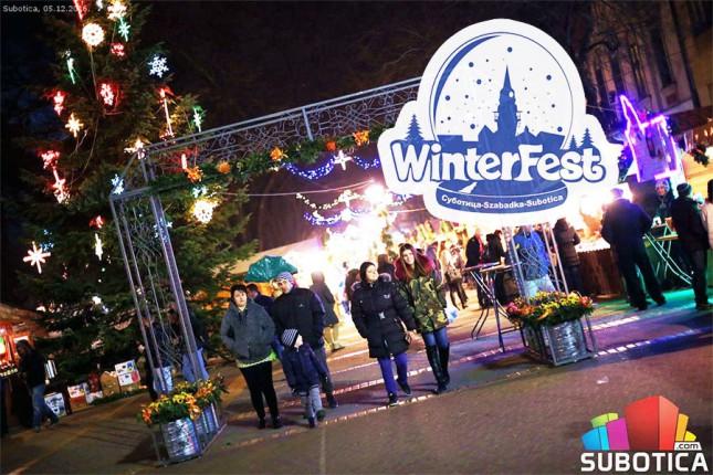 "Zimski vašar ""Winterfest"" počinje 5. decembra"