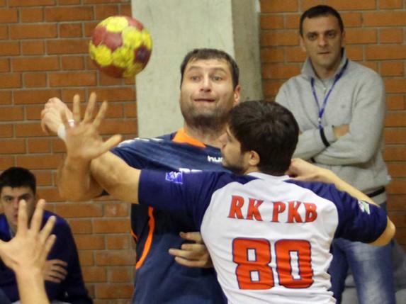 Pobeda rukometaša Spartaka protiv PKB-a (28:21)