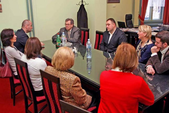 Gerontološki centar Subotica imao je čast i privilegiju da ugosti goste iz Tuzle
