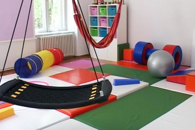 Senzorna soba za decu oštećenog sluha