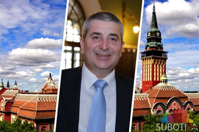 Bogdan Laban: Imamo viziju budućeg razvoja Grada