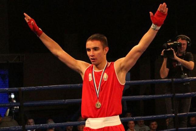 """Boks: Gligorić osvojio prvo mesto na 62. """"Zlatnoj rukavici"""""""