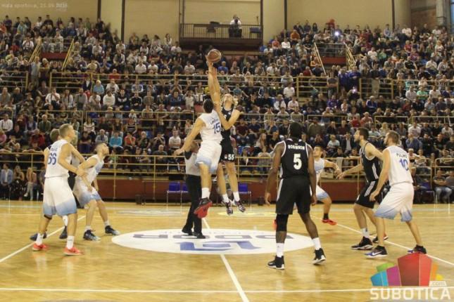 Košarkaška poslastica Spartak - Partizan, večeras u Hali sportova