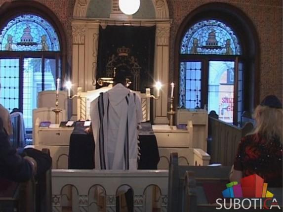 Jevrejska zajednica u Subotici proslavila 5774. Novu godinu