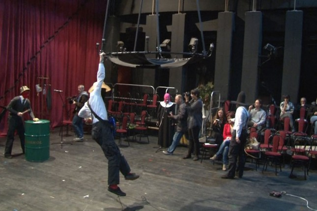 Glumci subotičkog pozorišta devet godina podstanari