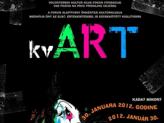 """Art kvART"" izložba u ponedeljak"