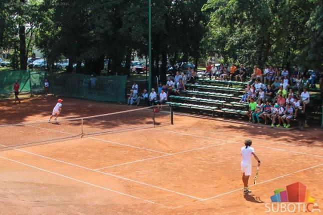 Završen 10. teniski fjučers, najbolji Vaclav Safranek i dubl Bartoloti - Rondoni