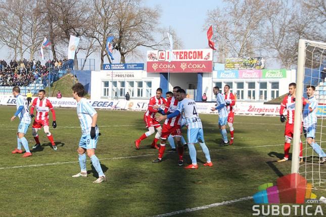 Fudbal: Spartak i Crvena zvezda u sredu u Subotici
