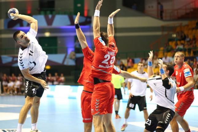 Rukometaši Spartaka poraženi od vicešampiona SEHA lige