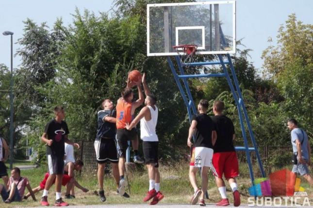 """Turnir """"Basketica Aleksandrovo"""" u subotu na novoj tartan podlozi"""