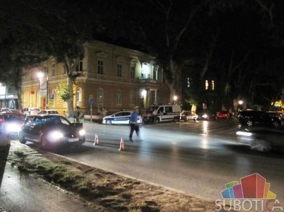 Izveštaj policijske uprave Subotica (16.07.)