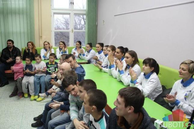 Humanitarne aktivnosti subotičkih sportskih kolektiva