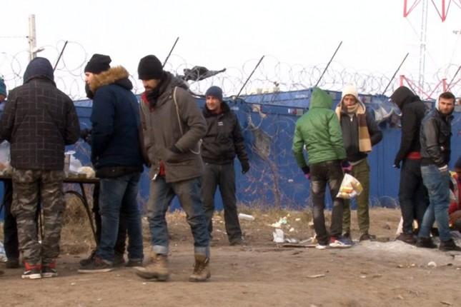 Na minusu sa izbeglicama na Kelebiji
