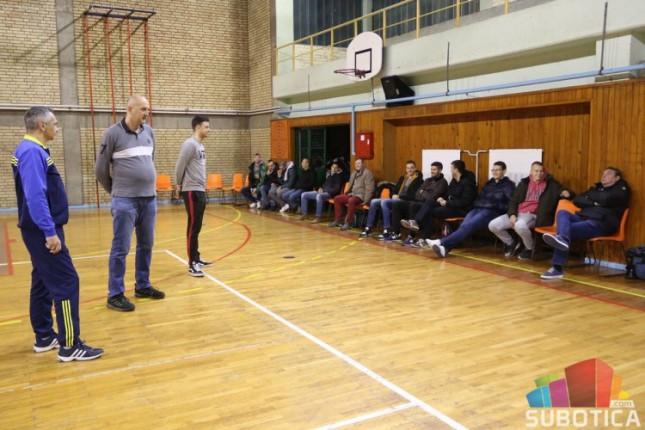 Održan seminar za mlade košarkaške trenere Srbije i Mađarske