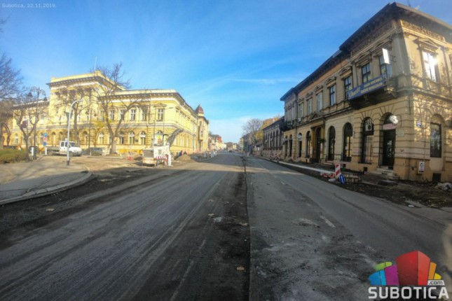 U naredna tri dana zatvara se za saobraćaj deo Ulice Maksima Gorkog