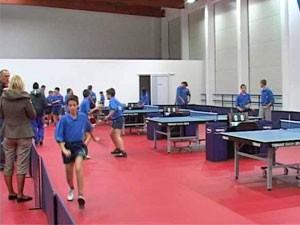 Svečano otvorena nova stonoteniska hala, u okviru hale sportova