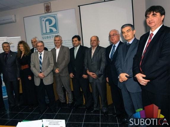 Godišnje nagrade Regionalne privredne komore