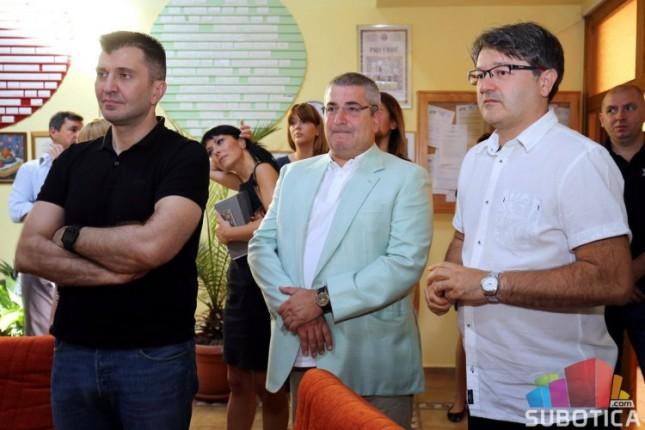Ministar Đorđević posetio ustanove socijalne zaštite u Subotici