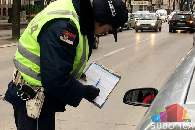 Pojačana kontrola saobraćaja tokom ove sedmice