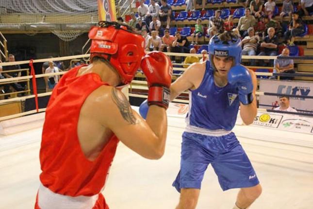 Bokseri Spartaka osvojili 5 medalja na Prvenstvu Vojvodine