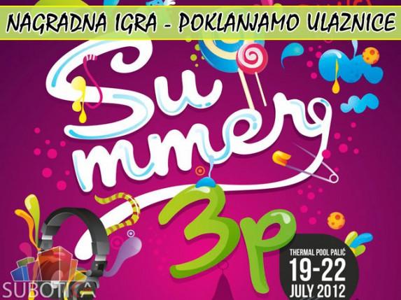 Nagrađeni posetioci - Summer3p 2012 Festival