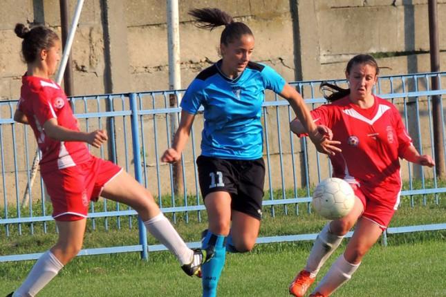 """ŽFK """"Spartak"""" lako do osme uzastopne pobede"""