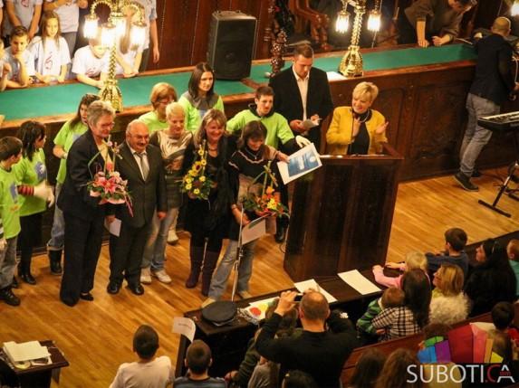 Neda Ukraden gost na svečanosti povodom obeležavanja Nedelje osoba sa invaliditetom