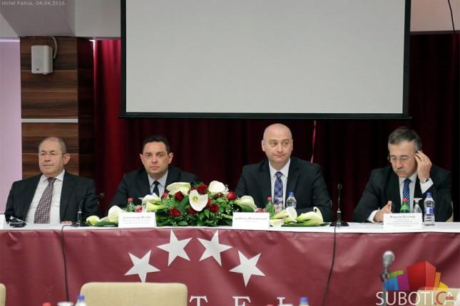 Održana 5. sednica Međuvladine mešovite komisije Srbije i Mađarske
