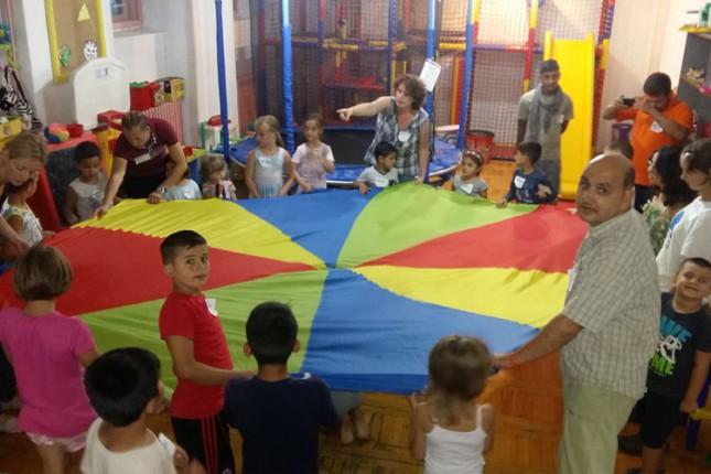 Održana poslednja inkluzivna radionica za decu