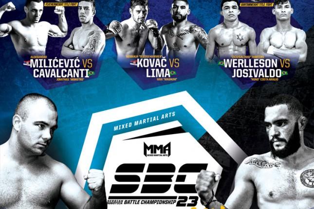 Vrhunski MMA spektakl 7. septembra u Subotici