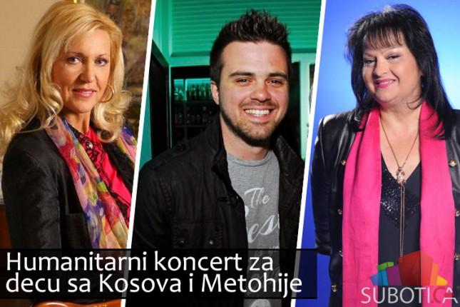 Humanitarni koncert za decu sa Kosmeta - Dušan Svilar, Merima Njegomir, Izvorinka Milošević...