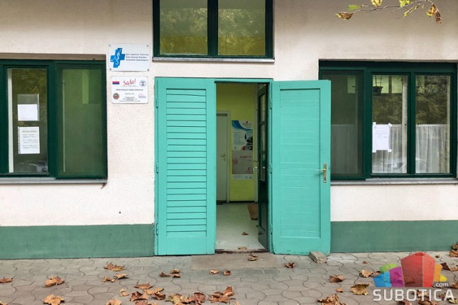 Ambulanta na Paliću ne radi od sutra zbog renoviranja krova