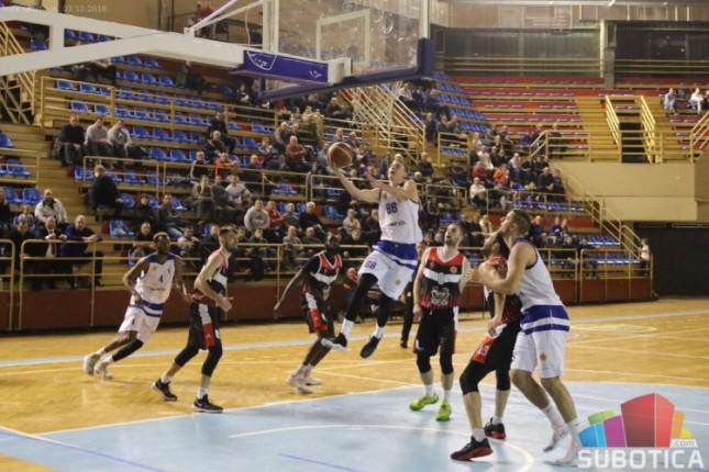 Košarka: Spartak poražen od Slobode (86:91)