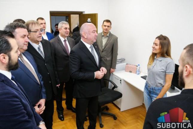 Оtvoren Regionalni inovacioni startap centar