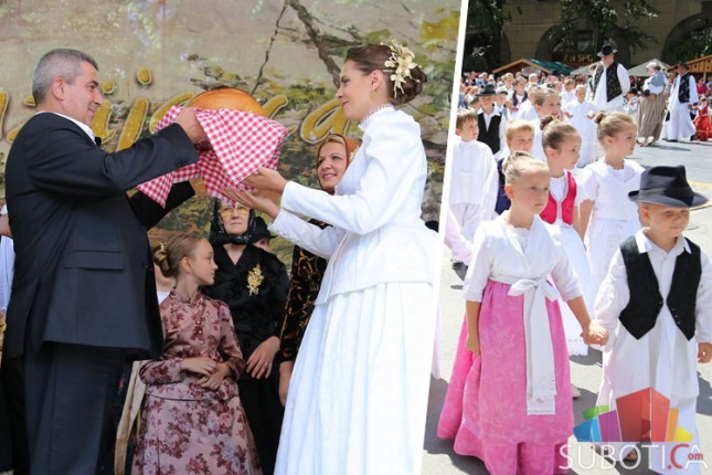 Održana centralna svečanost Dužijance
