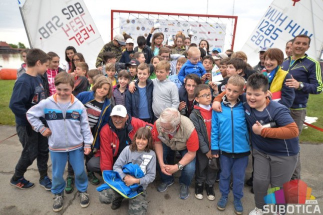 Održana međunarodna jedriličarska regata za decu do 15 godina