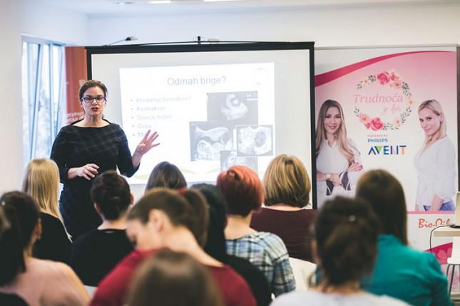 Besplatan seminar za trudnice uz poznata TV lica