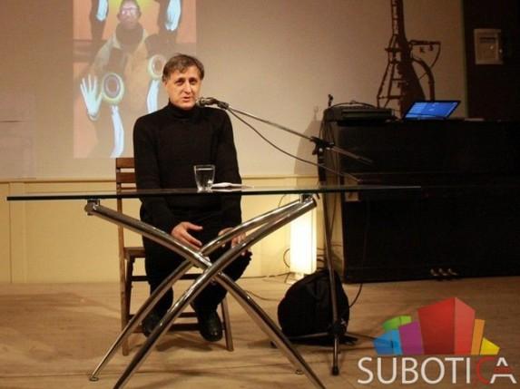 "Aleksandar Zograf održao u ""Skladištu"" predavanje: Pop kultura i identitet (slučaj Residents)"