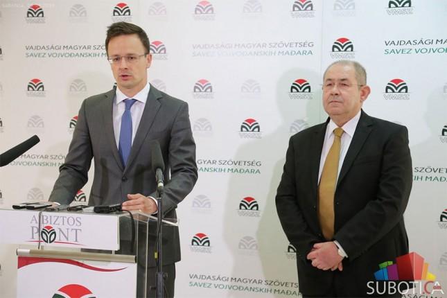 Sijarto: Odnosi Mađarske i Srbije na istorijskom maksimumu