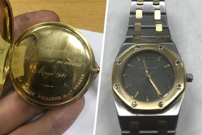 Velika zaplena kolekcionarskih satova na Horgošu