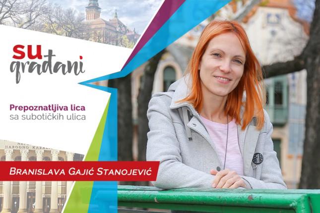"""SUgrađani: Branislava Gajić Stanojević, direktorka korporativnog razvoja Infostuda - """"Ja bih sve, ali ne odjednom"""""""