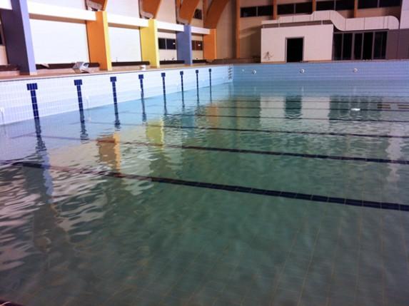 Počelo punjenje bazena vodom