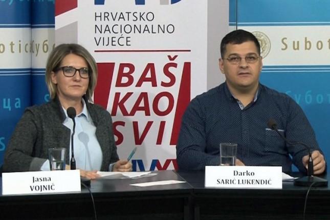 Svečana akademija Hrvatskog nacionalnog veća u petak