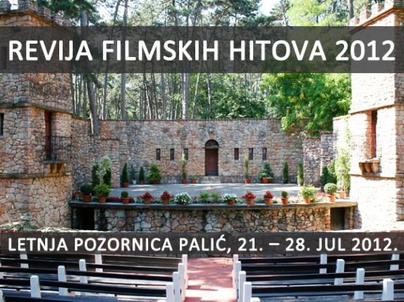 Revija filmskih hitova na Paliću