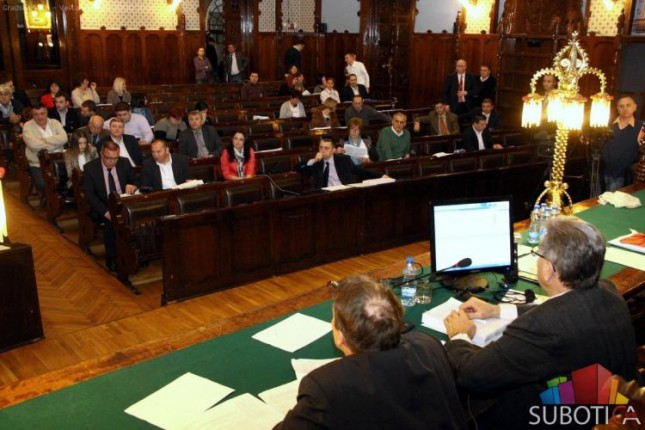 Sutra se održava 19. sednica Skupštine grada