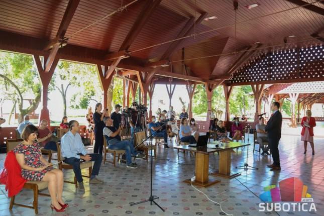 Napreduje projekat zaštite Palićkog i Ludaškog jezera