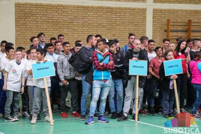 Održano sportsko takmičenje učenika specijalnih škola