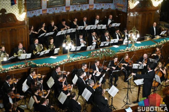 """""""Subotički simfonijski orkestar radi punom parom"""""""